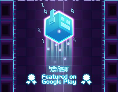 Mobile Game Design Beat Jumper