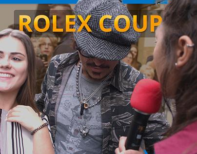 Der Rolex Coup