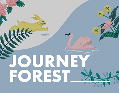 theme Project for SK Telecom - Journey forest