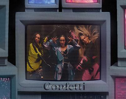 CONFETTI   Little Mix Cover Art