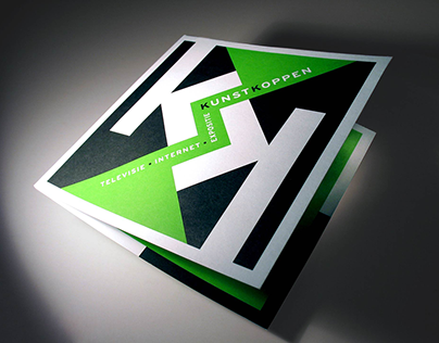KunstKoppen television campaign and print material