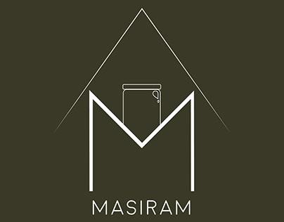 Masiram: Branding, Packaging, and Social Media