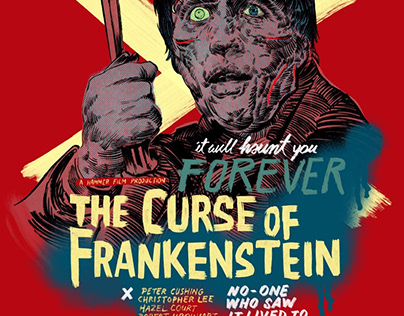 Hammer Films - Official posters
