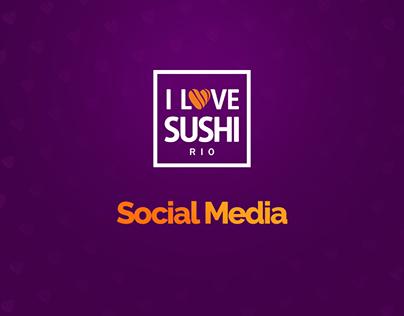 Social Media - I Love Sushi Rio