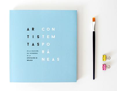 Catálogo - Artistas Contemporáneas