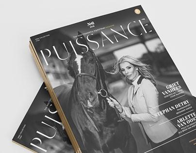 Puissance - horse magazine