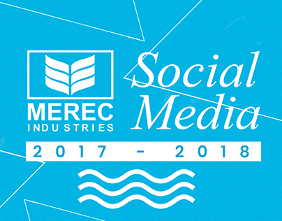 MEREC INDUSTRIES | Social Media | 2017 - 2018