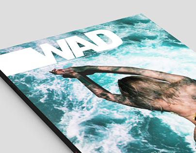 Au cœur de la vague: WAD magazine