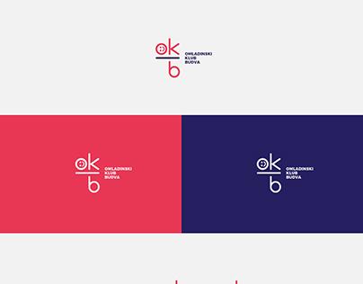 OKB Logo design