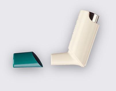 Asthma Relief Inhaler for Pfizer