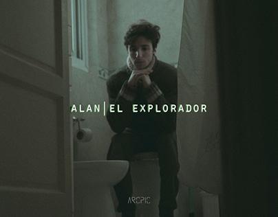Alan, el explorador