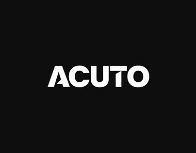 Acuto Studio Brand Identity