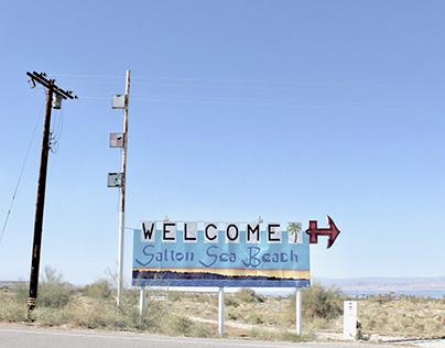 Salton Sea Beach | 2019