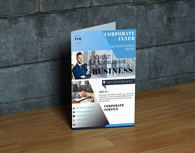 New Corporate Flyer Design