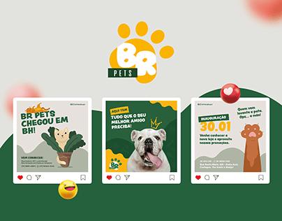 BR Pets - Mídias Sociais