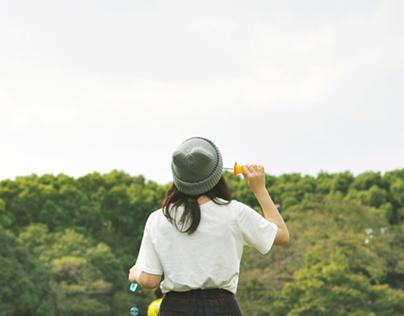 Strangers in Japan