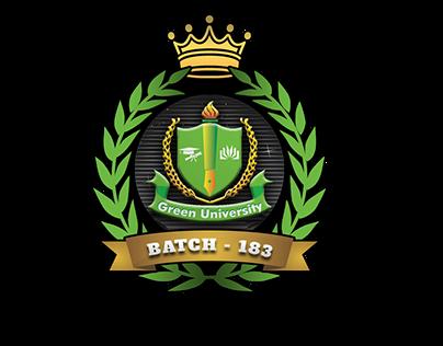 Green University logowork