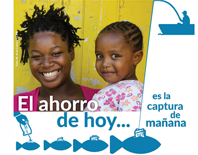 Campaign for artisanal fisher's savings cooperative
