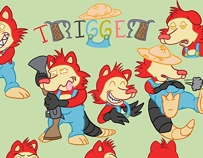 Trigger Model Sheet Official