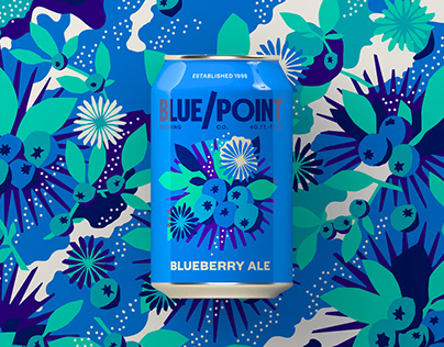 Blue Point Brewing - Blueberry Ale