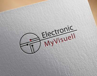 Modern Electronic Business Logo Design