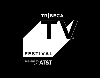 Tribeca TV Festival Identity
