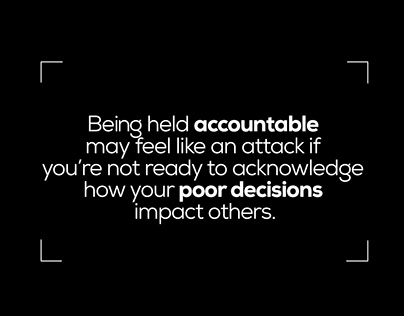 How your decisions impact others