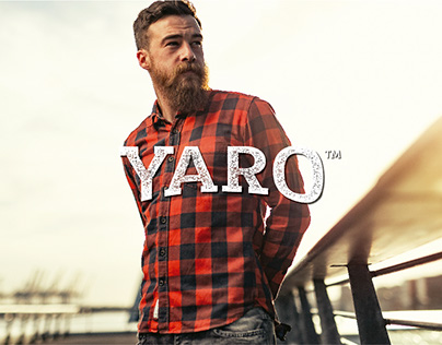 YARO   Branding [para Capitaine]