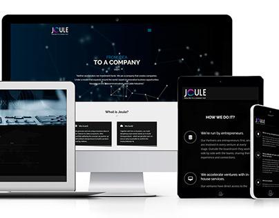 Joule - Responsive Web