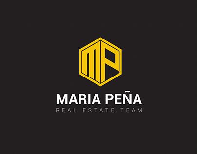 Maria Pena - Logo Design