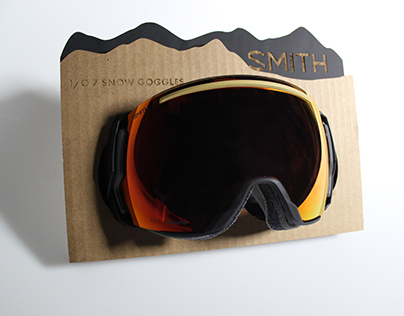 SMITH Goggles Packaging