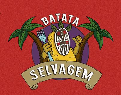 Batata Selvagem | Branding