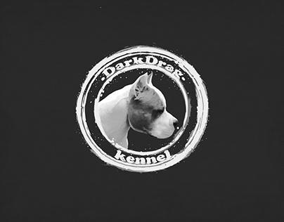Dark Drag Kennel Logo Design