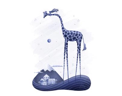DreamWorld Series: Giraffe