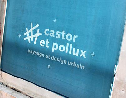 Castor et Pollux - Sérigraphie