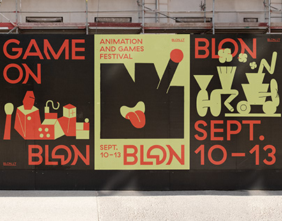 Blon - Animation and Games Festival