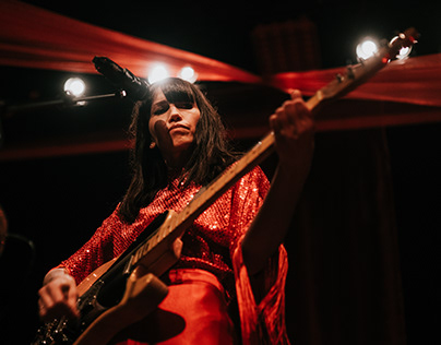 Anna Kaneelina - Concert Photography