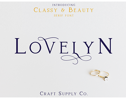 Lovelyn Font (Free Download)