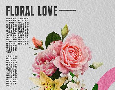Floral Love º