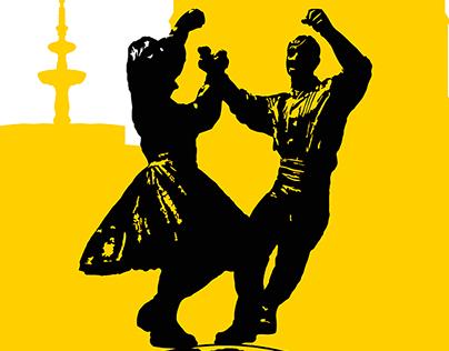 Poster: Festival de Folclore Internacional Alto-Minho