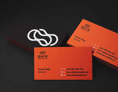 Bike Republic branding