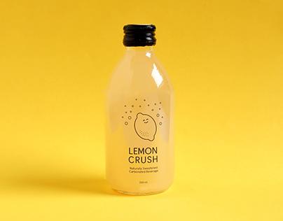 Crush Organic Soda