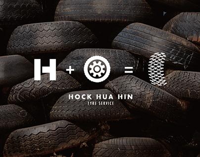 Hock Hua Hin - Rebranding