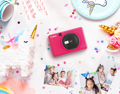 Canon - Social Media (Mini Photo Printer)