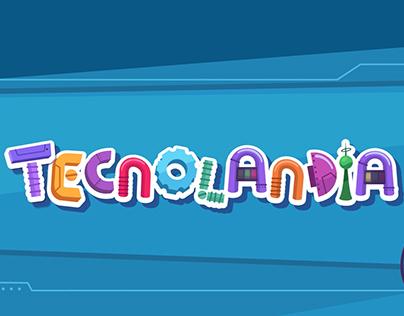 Tecnolandia - Serie animada - Kidloom