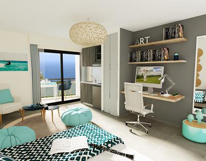 3D Réunion 974 Promotion immobilière