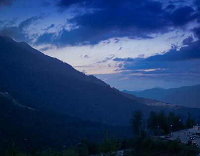 Путешествия по горам Сочи и не только