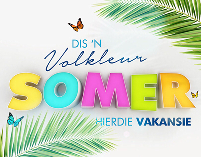 kykNET Volkleur Somer Campaign