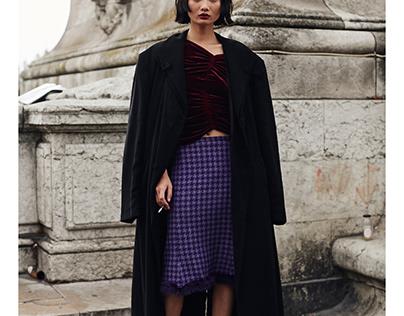 Paris fashion week SS20