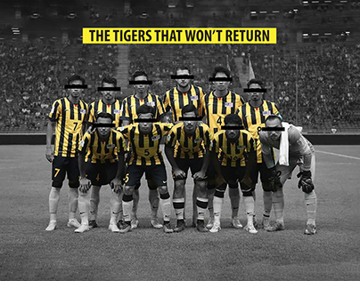How a football team can save the Malayan Tigers | WWF